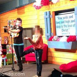the power of kids' worship