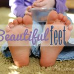Beautiful {Smelly} Feet