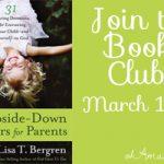 Upside Down Prayers Book Club Check-In