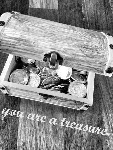 you are a treasure