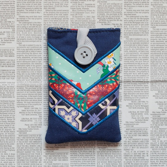 Redeemed - Everything Beautiful - Padded Phone Cover