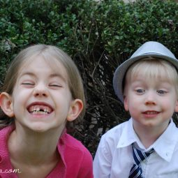 a simple and effective tip for squashing sibling squabbles