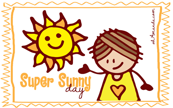 Super Sunny Day Bible Activities for Kids & Families