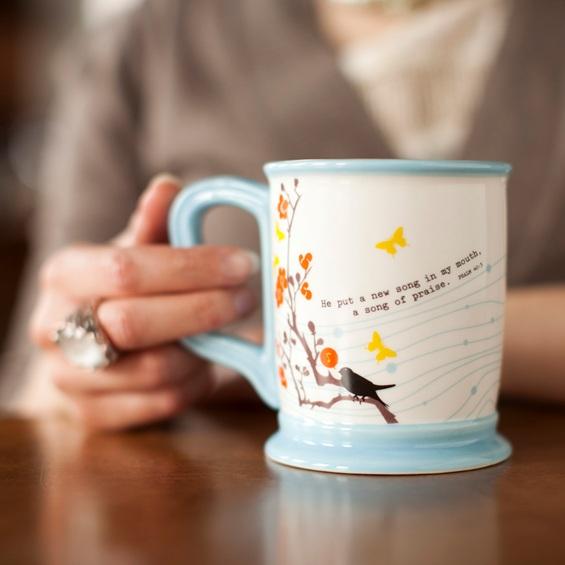 I Am His - Pillar Mug