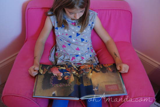 The Beginning Reader's Bible // part of the Best Bible Books for Kids series by ohAmanda.com