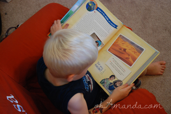 God's Love For You Bible Storybook from World Vision // part of a #31day Best Bible Books for Kids series at ohAmanda.com