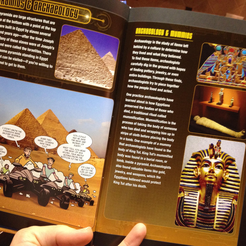 Adventure Bible Handbook review // part of #31days Best Bible Books for Kids at ohamanda.com