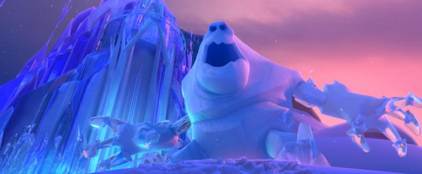 Is Disney's Frozen scary? // a mom's review at ohAmanda.com