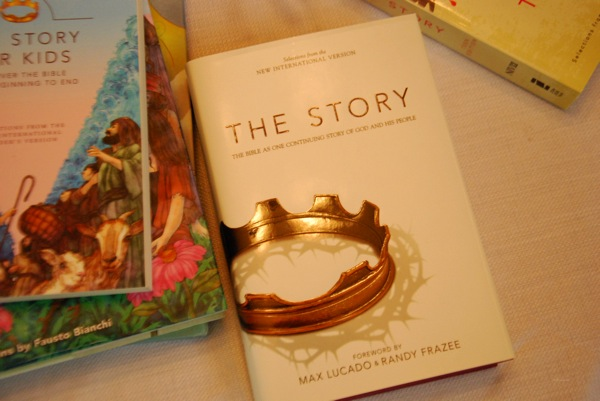 The story books 4