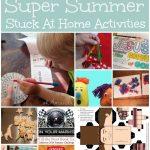 101…77…er, a BUNCH of Super Summer Activities