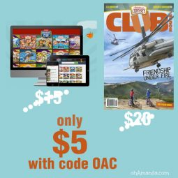 oac clubhouse magazine