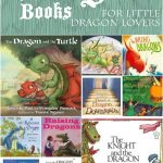 Dragon Themed Books for Little Dragon Lovers