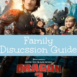 how to train your dragon 2 family movie discussion guide