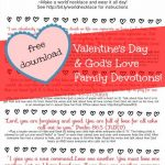 God's Love Family Devotions