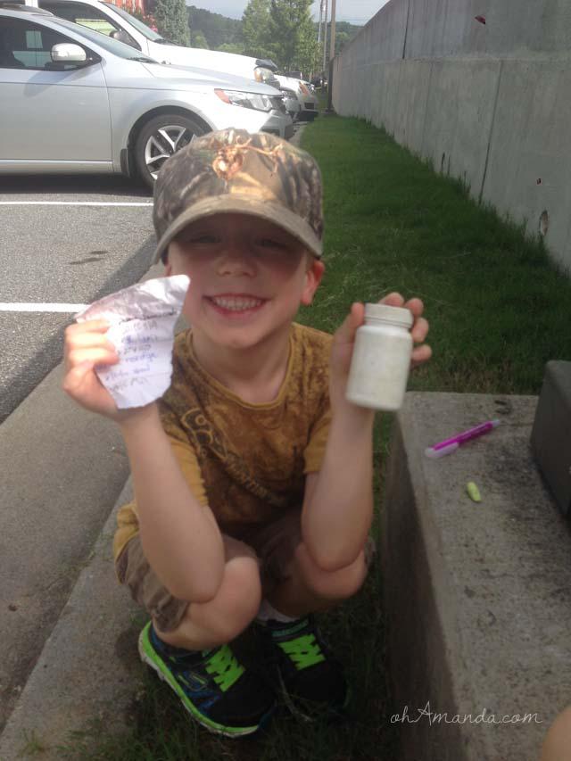 Treasure Hunter Week: fun family devotions that help kids discover the treasure of God! // ohAmanda.com