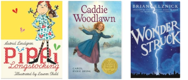 3 books read aloud
