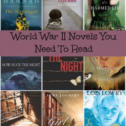 Best World War II Novels // ohAmanda.com