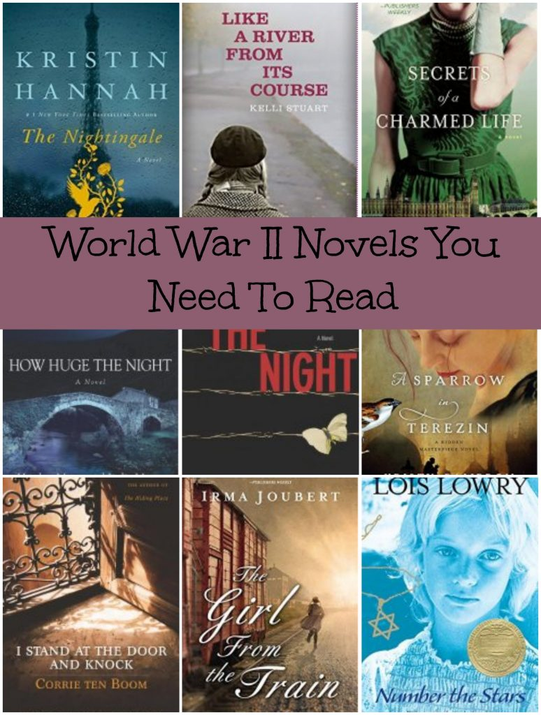 Best World War II Novels // ohAmanda.com