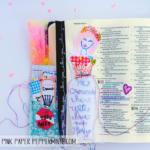 Bible Journaling for Dummies…er, I mean, Newbies