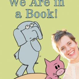 (Piggie & Elephant obviously not my creation. But that awesome photoshopping is all mine.)