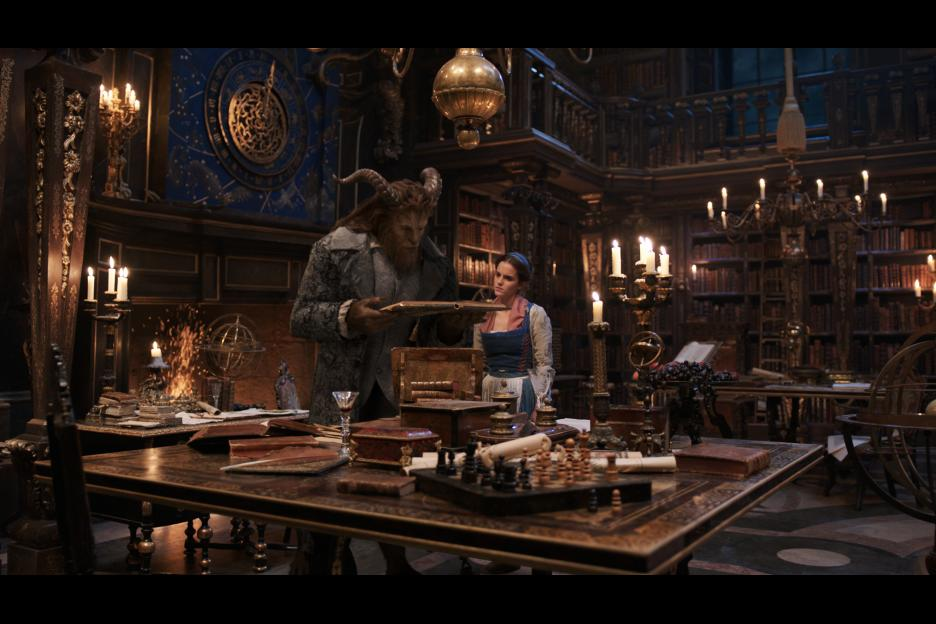 Beauty and the Beast Movie Review & Family Discussion Guide