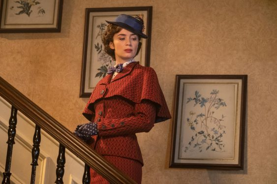 Mary Poppins Returns Movie Review & Discussion Guide